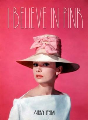 believe in pink