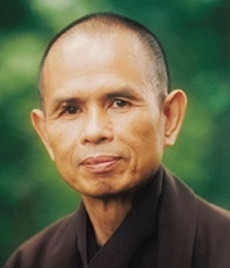 Thich Nhat Hanh quotes...peace is every step..