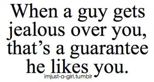Jealousy Quotes For Guys But he s not going to snatch