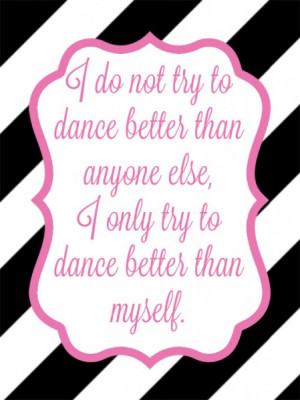 Good Dance Quotes