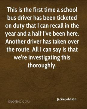 School Bus Driver Quotes time a school bus driver