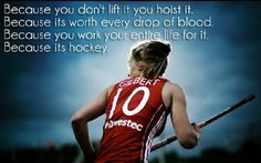 Field Hockey Inspiration