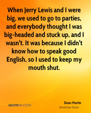 Dean Martin Quotes   QuoteHD