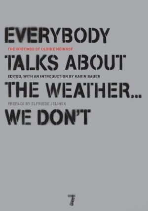 """Start by marking """"Everybody Talks About the Weather . . . We Don't ..."""