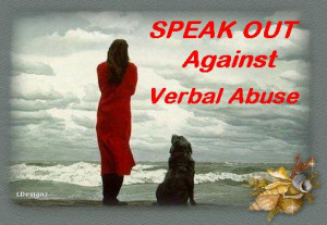 Verbal Bullying Quotes Verbal abuse