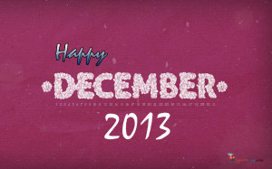 Happy new month to everyone, welcome to the month of December.
