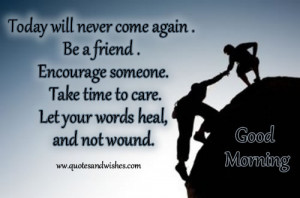 Inspirational good morning wishes, inspirational good morning quotes ...