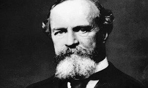 """... to spend it for something that will outlast it."""" – William James"""