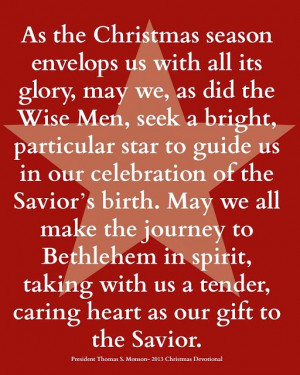 ideas christmas cards christmas 2013 lds christmas quotes christmas ...