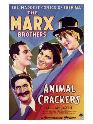 tied with Monkey Business in my list of favorite Marx brothers ...