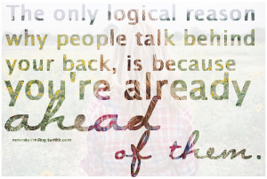 Why People Talk Behind Your Back