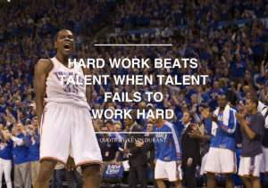 Quote by Kevin Durant