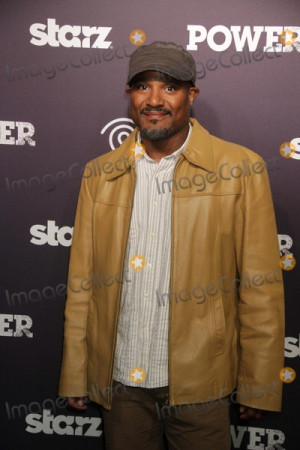 Seth Gilliam Picture Seth Gilliam Walking Dead at Power Premiere at