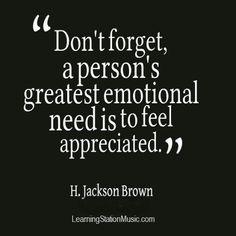 Quotes, Appreciation Quotes Sayings, Inspiration, Appreciation Quotes ...
