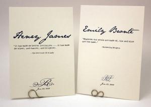 Romantic Quotes Book Or Movie Theme Table by WeddingMonograms, $2.50