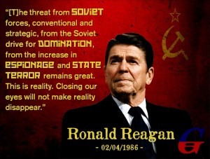 Ronald Reagan Was Right Then and He is Right Today