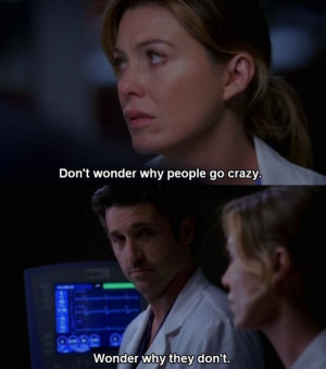 Quotes To Greys Anatomy Derek Meredith