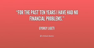 quote Gyorgy Ligeti for the past ten years i have 197082 1 png