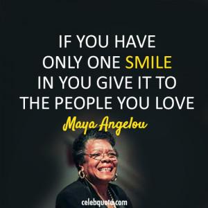Top 20 Maya Angelou Quotes