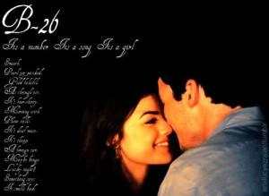 aria + ezra = love