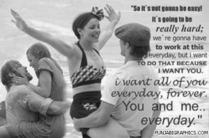 Love Sayings: I Want You