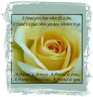 Yellow Rose Poetry