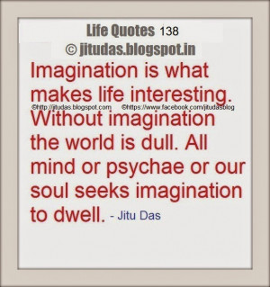 Life Quotes part 12 by Jitu Das quotes