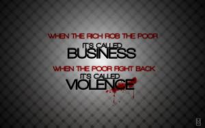 anarchy dark violence quote wallpaper background