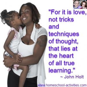 Homeschooling Quotes: