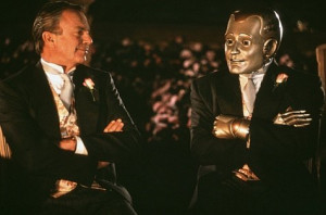 Still of Sam Neill in Bicentennial Man (1999)
