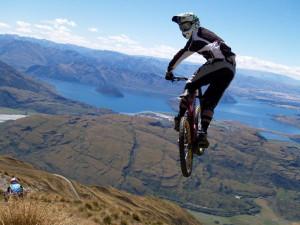 Mountain Biking Free Stock Photos