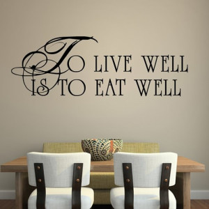 Eat Well Live
