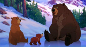 Brother Bear 2 video quotes - A lot of berries - Disney videos