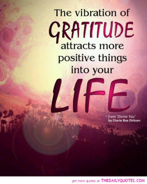 Famous Quotes Love Gratitude ~ Gratitude | The Daily Quotes