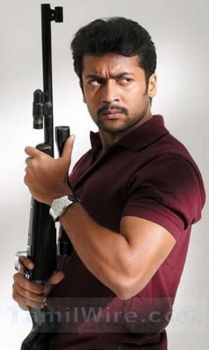 Tamil Actor Surya House Photos