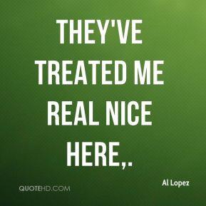 Al Lopez Quotes