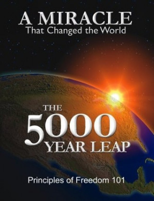 The 5,000 Year Leap By W. Cleon Skousen
