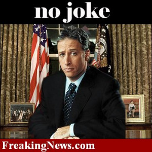 Stewart pokes fun at the wrong Obama attitude toward Democrats by ...