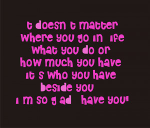 Im Here For You Quotes
