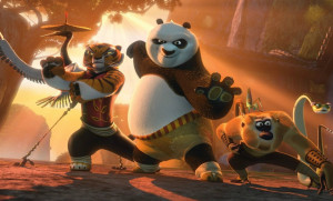 Kung Fu Panda 2 Quotes - 'My fist hungers for justice!'