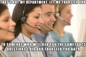 Technical support operators be like