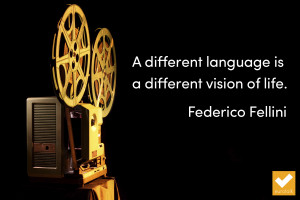 different language is a different vision of life.