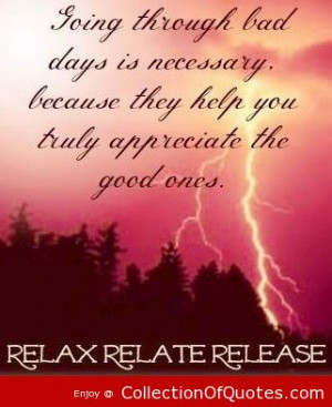 Bad Day Quotes and Sayings