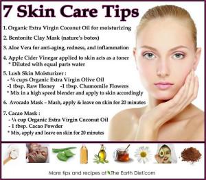 Skin Care tips 101