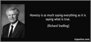 Honesty Picture Quotes Famous And Sayings About With