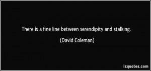 More David Coleman Quotes