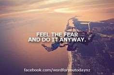 skydiving my new obsession skydiving # fear # brave