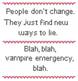 Alcide and Pam quotes from True Blood