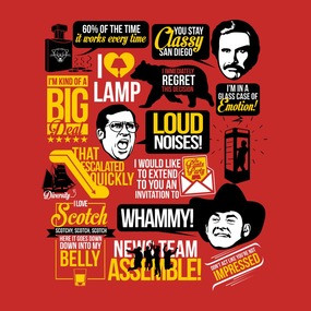 to quote anchorman quotes movies awesome anchorman funny 3 awesome