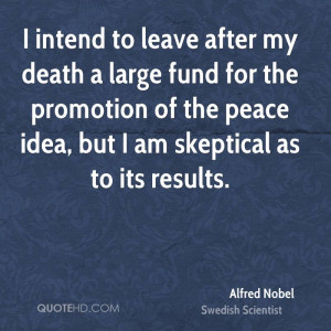 Peace After Death Quotes